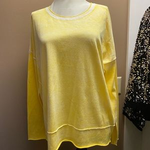 Elliott Lauren Long Sleeve Sweater